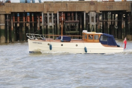 One of the Dunkirk Little Ships