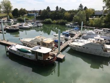 Chalon Port